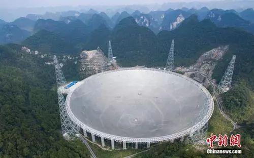 宇宙深处的机密射电信号从哪发来的?