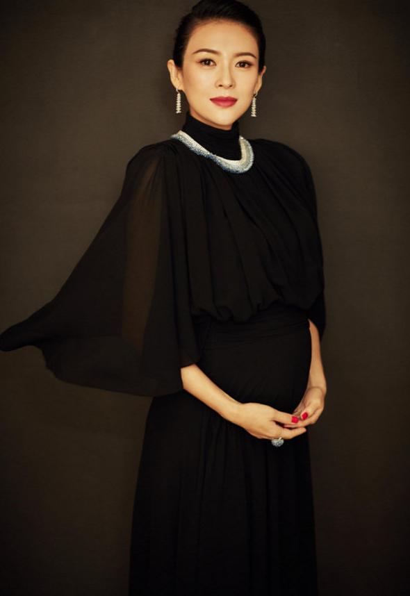 章子怡承认怀二胎 汪峰又被老婆怀孕抢了热搜?