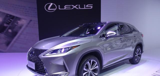成都车展|21年,雷克萨斯RX再换代,豪华中大型SUV起售仅39.8万