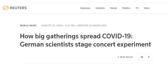 【中日黑客大战】_德国用演唱会做新冠实验是拿民众健康冒险?实际并非如此!