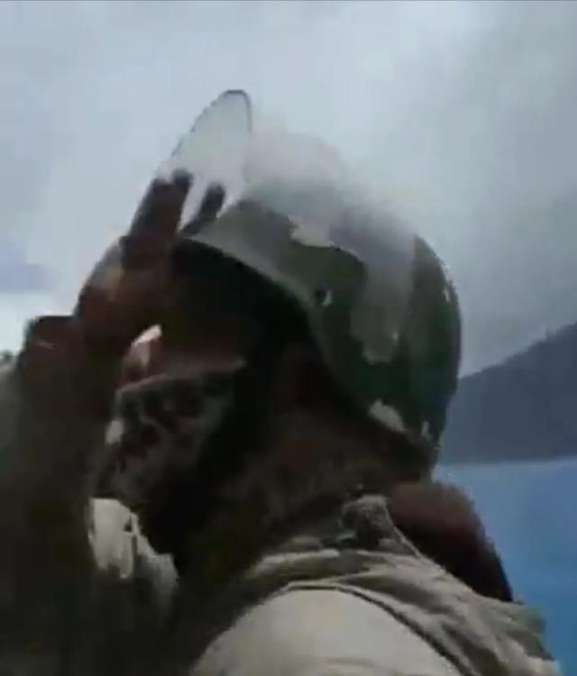 三段中印边界冲突视频 这些细节90%的人看不出来