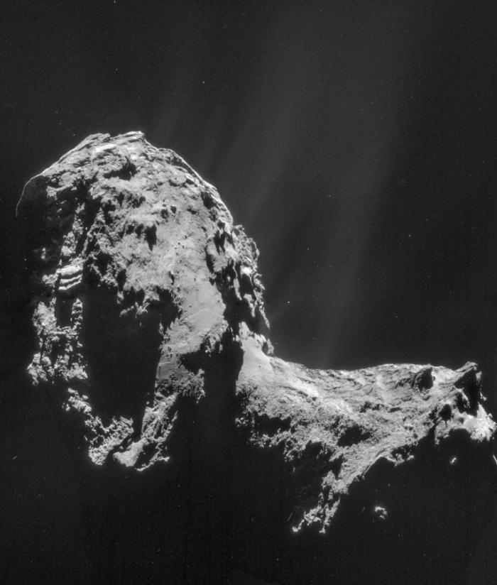 【扬州草莓视频在线观看入口视频】_外媒:科学家首次在彗星周围探测到极光