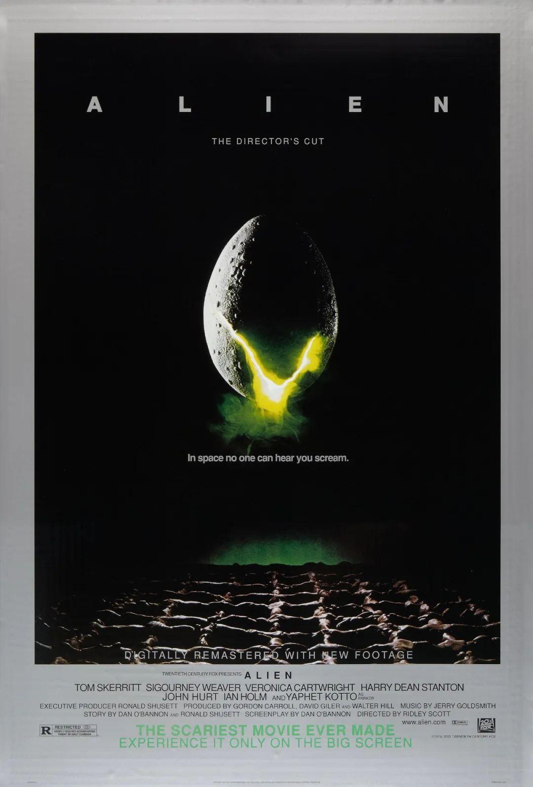 41年了,《异形》依旧是最伟大的太空怪兽