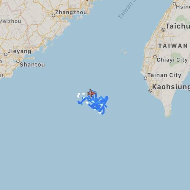 【常州楼凤验证】_解放军侦察机在高雄外海出现?台军方回应