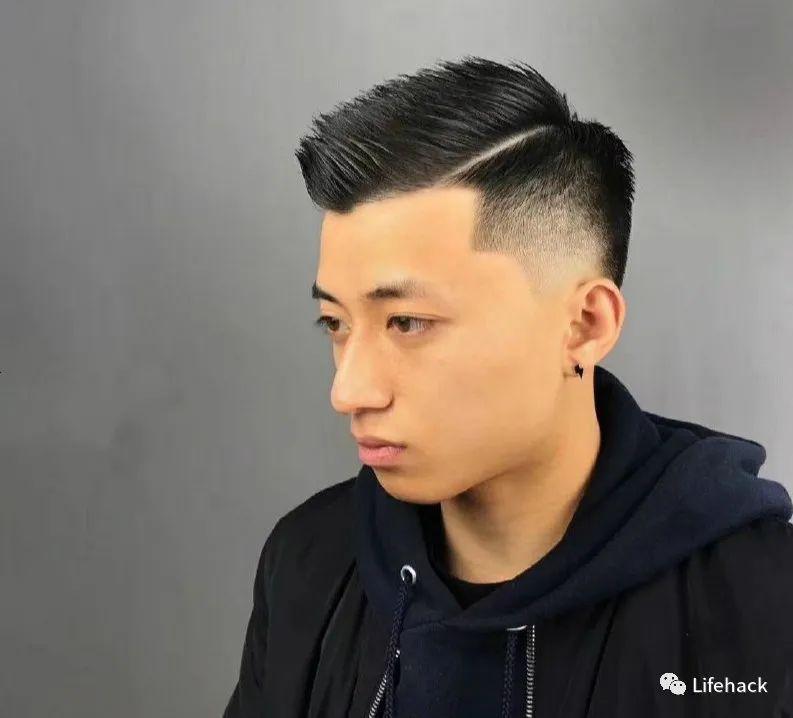 2020亚洲男士发型流行趋势,毛都竖起来了