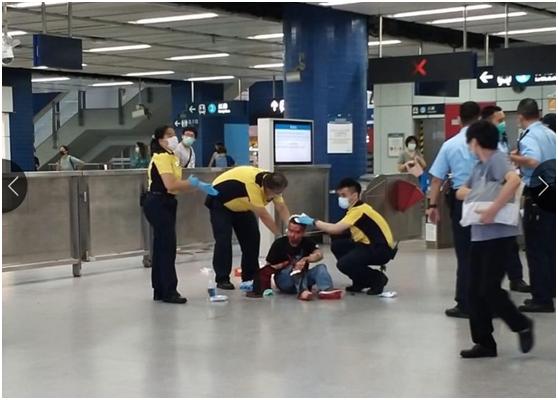 【建网站的步骤】_光天化日,港铁大围站有人持刀砍人,抢走名表