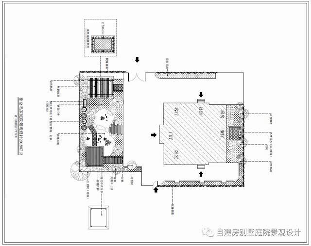 河南徐总私家庭院景观绿化设计-小毛设计工作室出品 含效果图/漫游图片