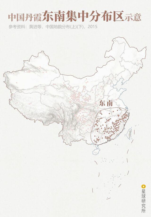 中国地图少儿版简笔画