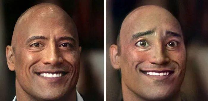 图集 | 据说最近很火:人工智能画的3D头像