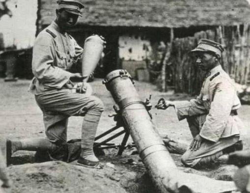淞沪会战国军投入70个师,都有哪些派系,南方军阀部队最全一次