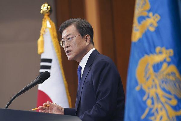 【百度排名培训】_文在寅提议:韩美联合宣布朝鲜战争正式结束