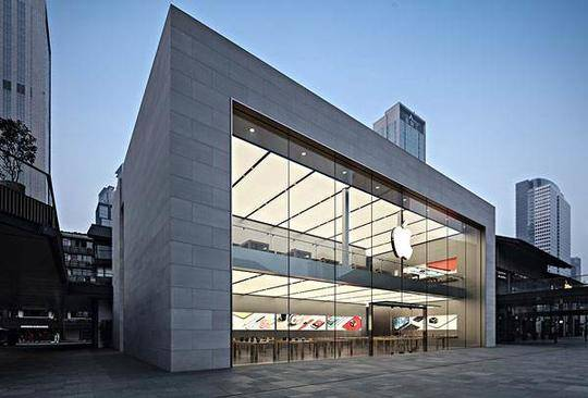 好消息! 全球近100家苹果店已重新开放