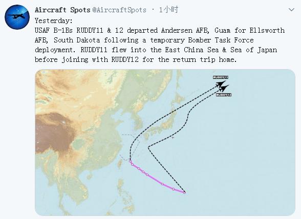 【网站一道本一二三区李守洪排名大师】_什么意图?美超音速轰炸机在东海划出诡异路线