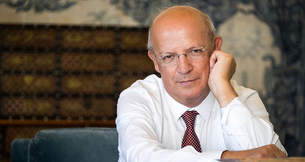 葡萄牙外长席尔瓦 图源:葡萄牙政府网站