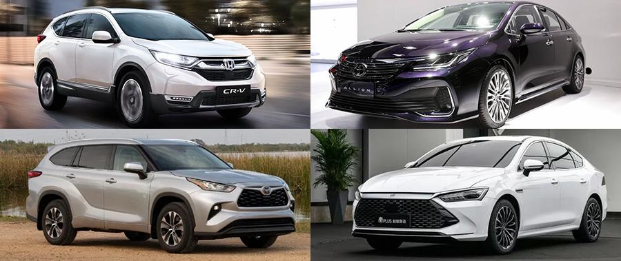 2021年上市重磅新車盤點 你更鐘意誰?