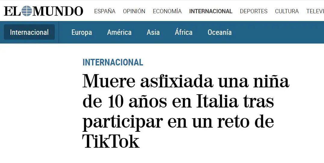 被卷入10岁女童死亡事故,TikTok这次有麻烦了