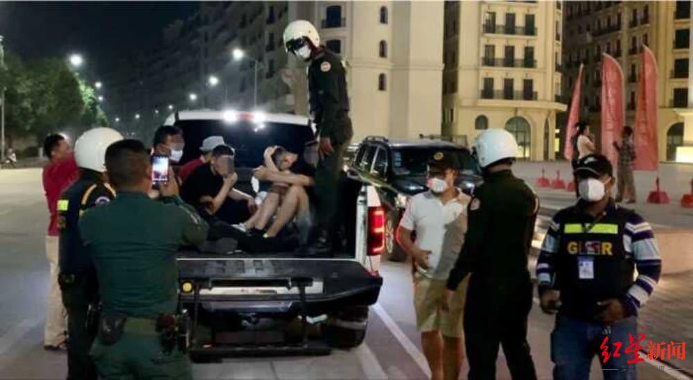 柬埔寨一中醫理療館發生槍戰致2名中國人受傷?中使館回應