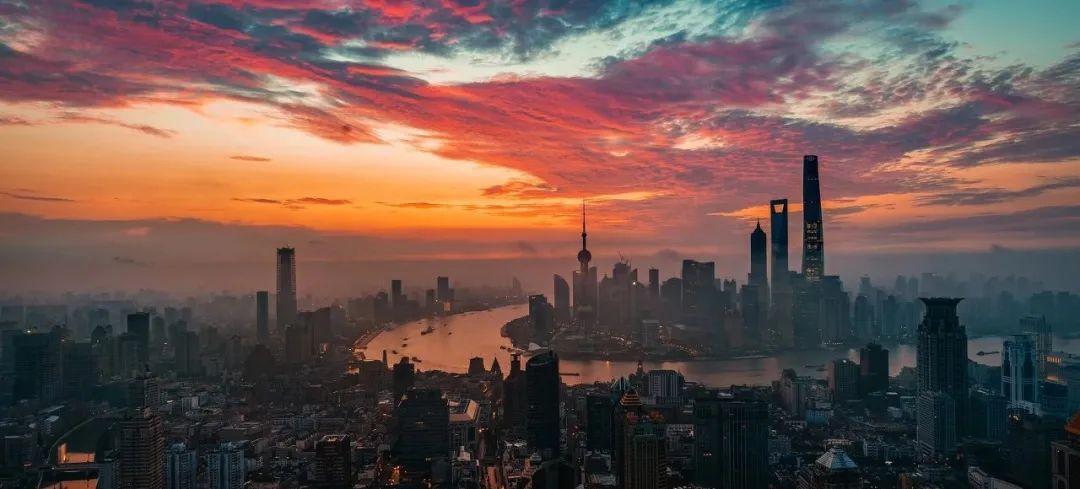 疫情中的上海,告訴你什么是現代城市