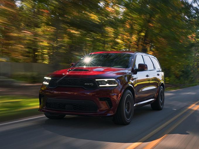道奇一款高性能SUV将停产 搭6.2T/贯穿式LED尾灯-图1