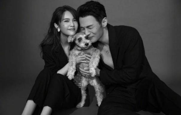 杨丞琳李荣浩终于见面,结婚1年多分离300天