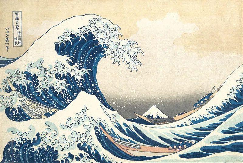 日本浮世繪,不僅僅是春宮美人