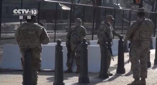 美国超150名国民警卫队员新冠病毒检测呈阳性