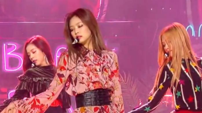 韩国女团BLACKPINK舞台混剪 史上最强一键换装