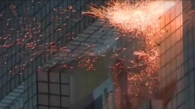 国民党一党部外被放爆炸物后 高雄枪响了一整夜