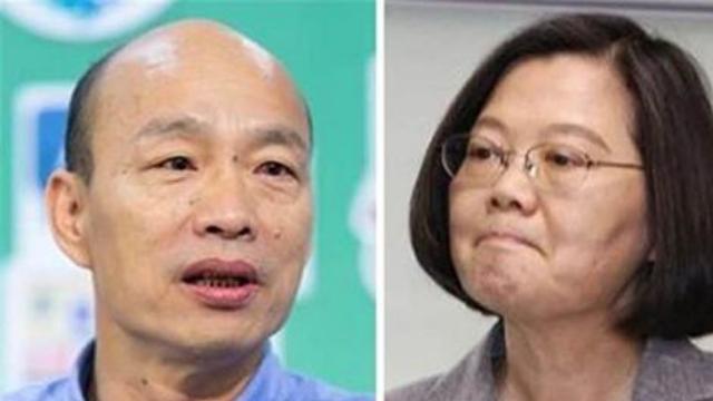 蔡英文欲通过辩论向蔡英文施压 绿营一招阻断韩国瑜攻势