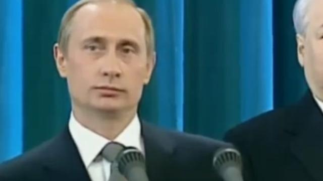 2000年5月7日普京就任俄罗斯总统 人生巅峰从这一刻开始