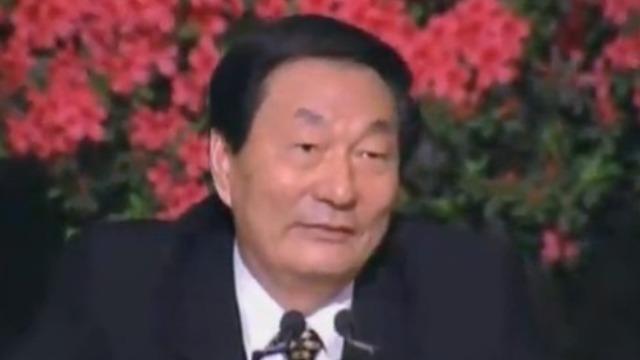 朱镕基:卸任后人民能说我是个清官就很满意了