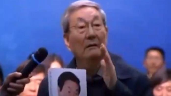 2011年4月朱镕基回清华谈新书:只讲真话没有套话