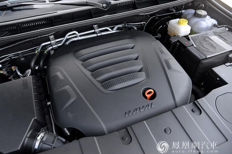 2020款哈弗H9上市最强自主硬派SUV升级后20.98万起