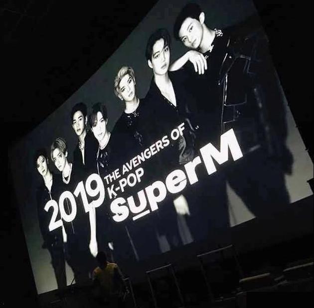 外媒曝SM新男团名为SuperM 10月将在美国出道神仙txt下载