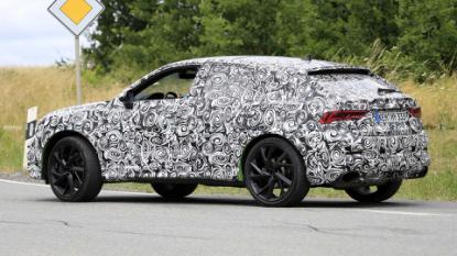 奥迪将在今年推出6款RS车型预计法兰克福车展亮相