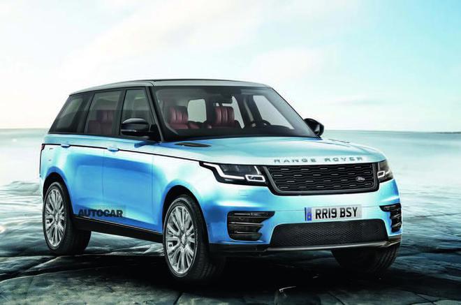 捷豹路虎新车计划发布5款新车即将来袭