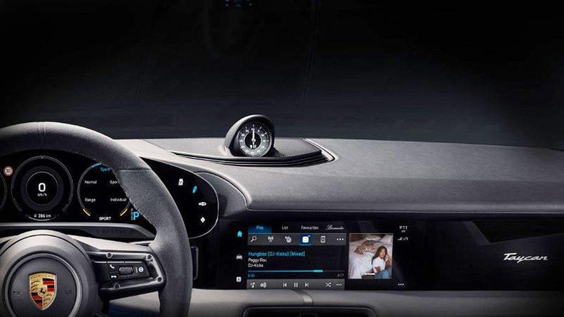 娱乐资讯_新闻报道,保时捷和苹果计划携手应对汽车工业创新前沿——车载娱乐