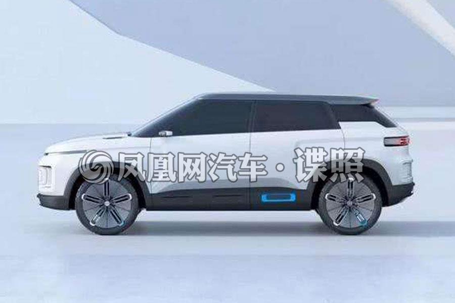 吉利SX12正式定名为icon定位紧凑型SUV/或年内上市