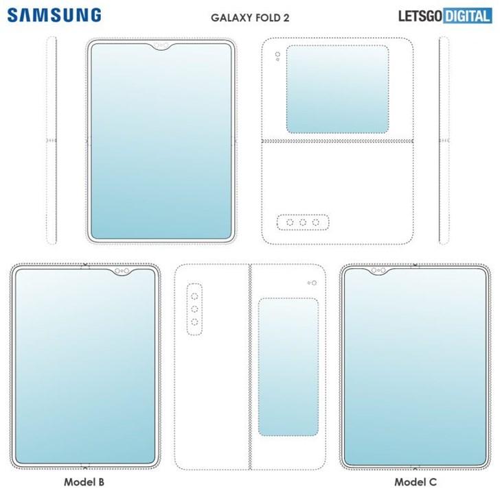 外媒:三星Galaxy Fold 2将新增256G版本以降低价格