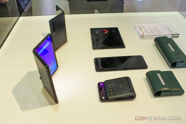 TCL品牌手机将在IFA 2019正式亮相,或为折叠屏手机