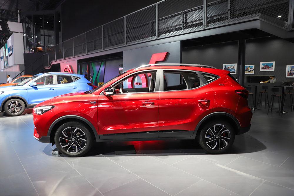 新款名爵ZS正式发布网红SUV当仁不让