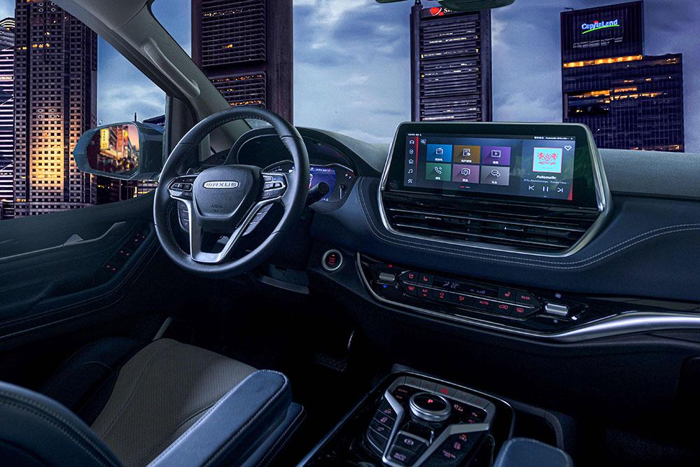 上汽MAXUSG20国六版上市售18.68万元起