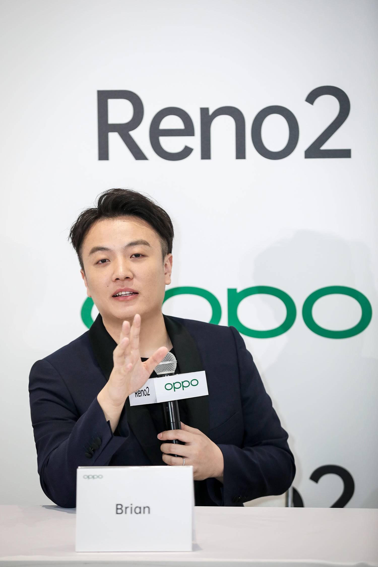 推Reno2抢占视频手机风口 OPPO副总裁详解如何下好全球一盘棋