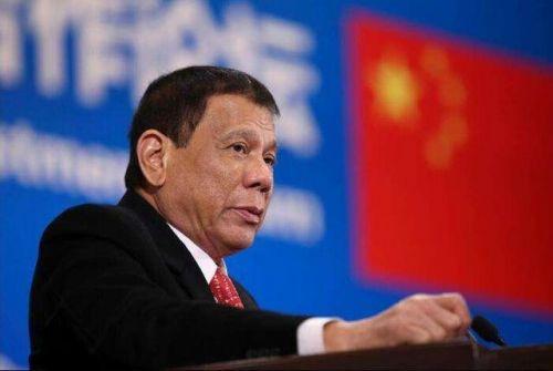 杜特尔特再开炮,菲律宾一周3次力挺中国