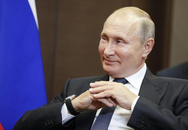 中俄建交70周年,俄罗斯送上最珍贵的礼物