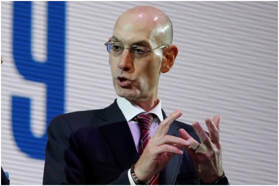 """曾做出""""最严处罚""""的NBA总裁为何对莫雷网开一面?"""