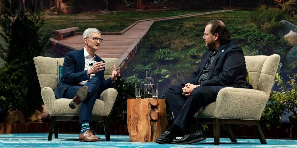 苹果老板库克的感悟:帮助他人就是人生最大价值