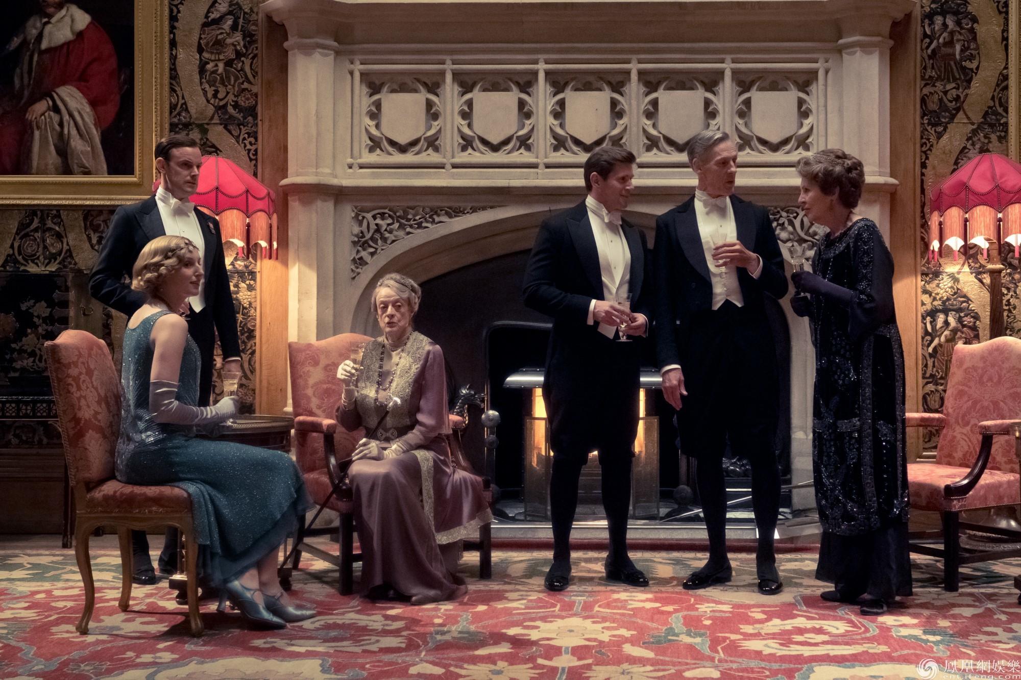 《唐顿庄园》电影版将于2019年12月13日正式登陆内地院线