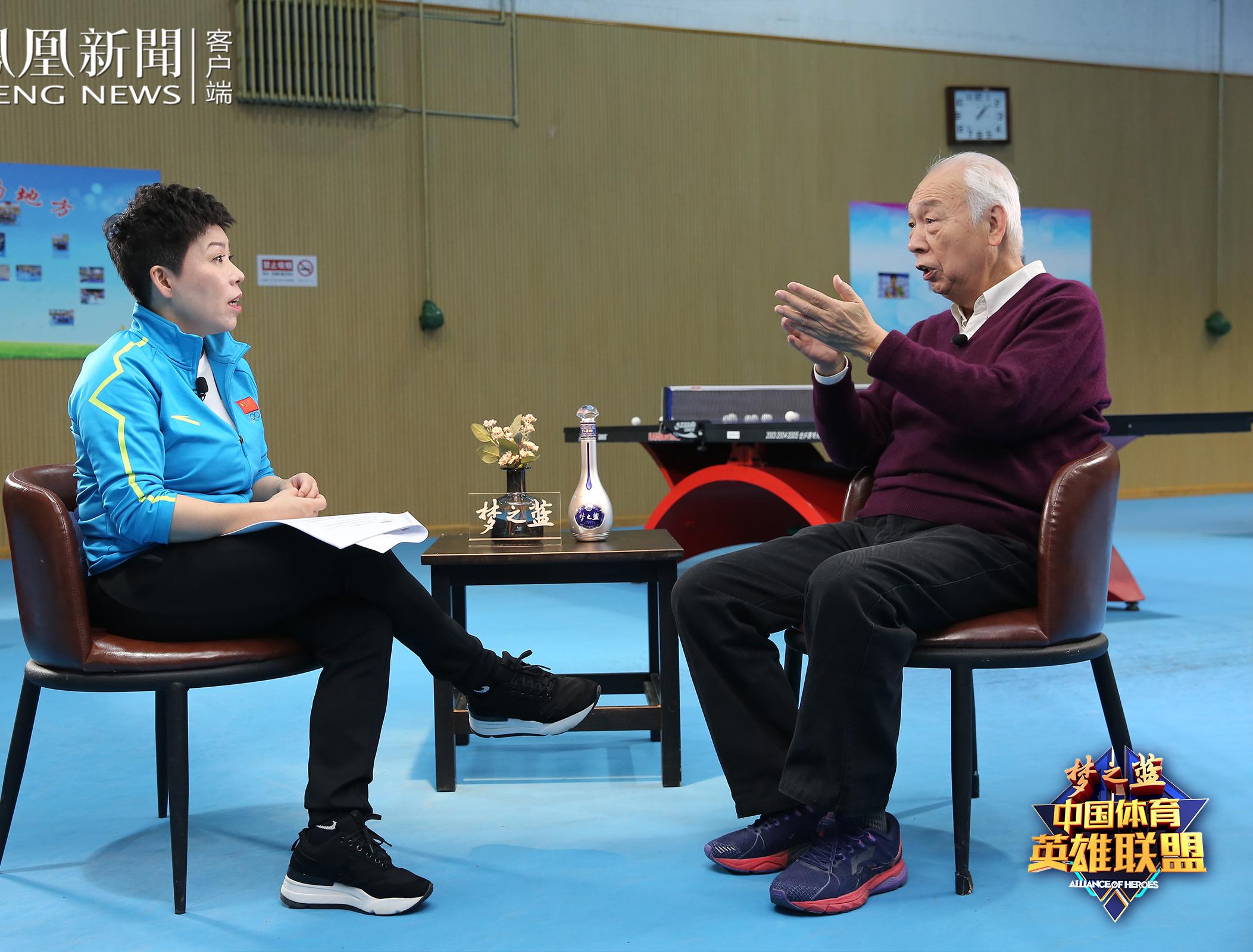 张燮林79岁高龄秀球技
