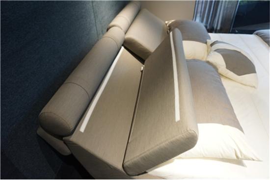 """慕思床垫原创""""帆船""""设计 ,让卧室如度假胜地般惬意"""